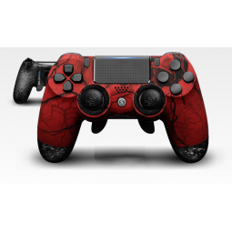 Scuf Gaming Adrenaline Infinity 4PS (PS4) + FULL KIT