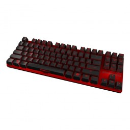 Ozone Strike Battle Red Mechanical Cherry Red Azerty FR